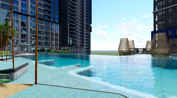 The Infiniti Riviera Point by Keppel Land